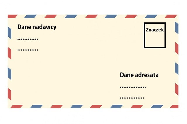adresowanie koperty